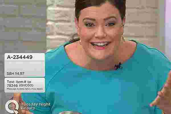 QVC上的10分钟广告如何将这位女士变成价值100万美元的化妆品大亨