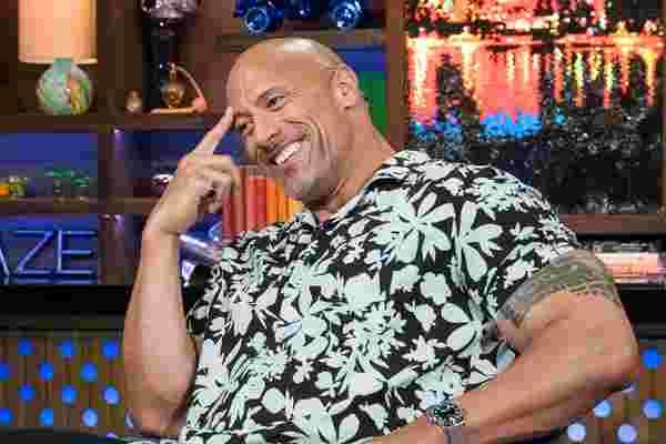 推动Dwayne 'The Rock' Johnson成功的一种品质