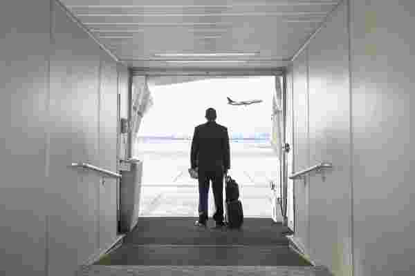 压碎它?更像是压碎我。一次错过的航班如何阻止我筋疲力尽。
