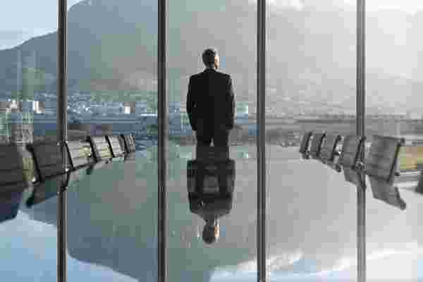 我已经从企业家到企业界,然后又回来了。这就是领导一家公司所需要的。