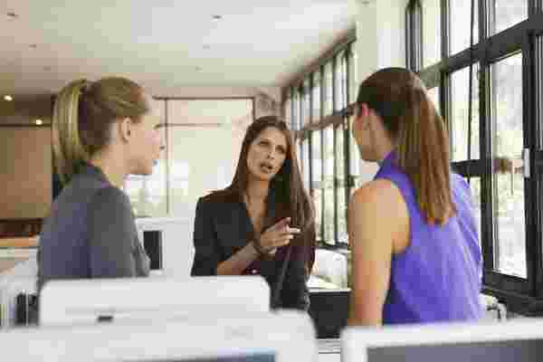 女性商业领袖需要互相支持,但我们也需要争论!