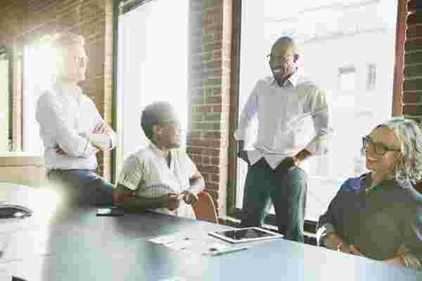 良好的公司文化消除了阻碍成功的障碍