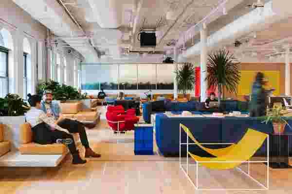 我们的工作可以教给您有关下一个办公室搬迁的信息